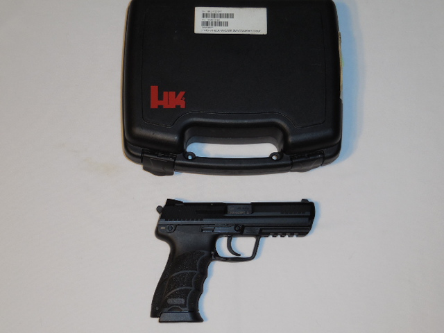 5186 HK45 V1 745001-A5 Heckler & Koch 45 ACP NIB! SOLD, ENJOY BILLIE! Image