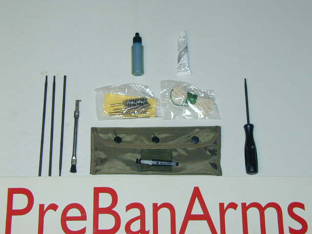 019 Sig Sauer Cleaning Kit For AR Rifles, NIB! Image
