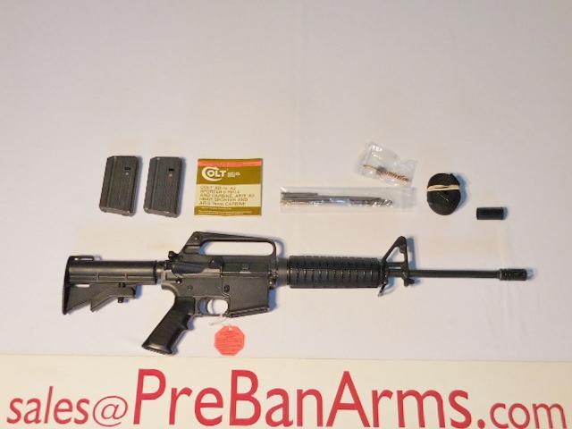 5636 Colt PreBan AR-15 A2 Model #R6420, 99%! SOLD, ENJOY, FRED! Image