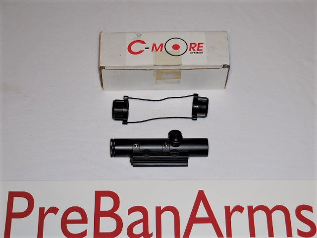 013 Vintage C-MORE 600 YARD AR-15 SCOPE, LNIB! Image