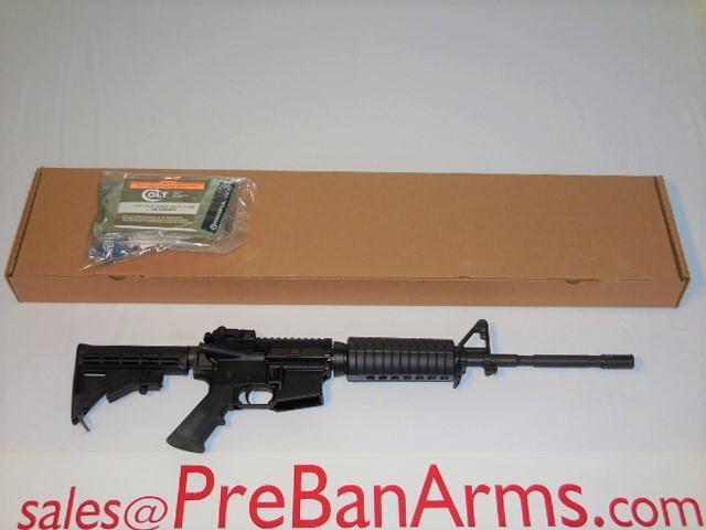 5639 COLT AR-15 6920 M4 Carbine, NIB! Image