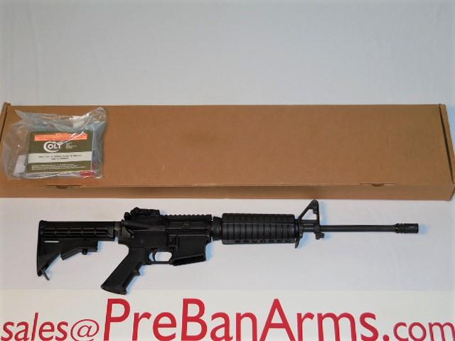 5543 COLT AR6720 COLT AR-15 A4 6720 Lightweight LE Carbine, NIB! Image