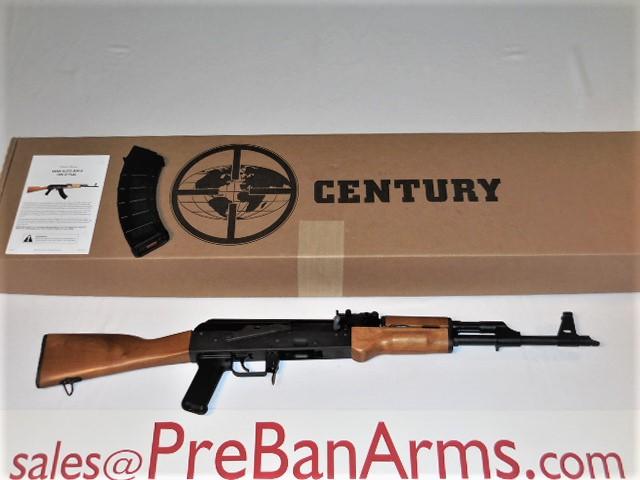 6473 Century Arms VSKA AK-47 7.62x39 RI3284N AK47 NIB! Image
