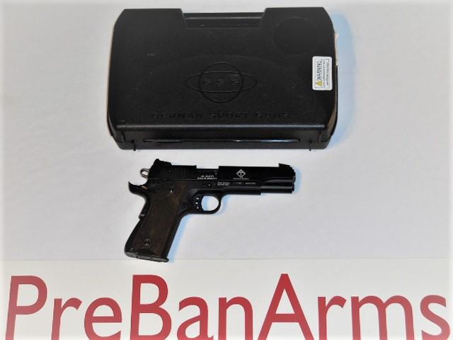 6327 GSG 1911 22LR, German Sport Guns 1911 22LR, NIB! Image