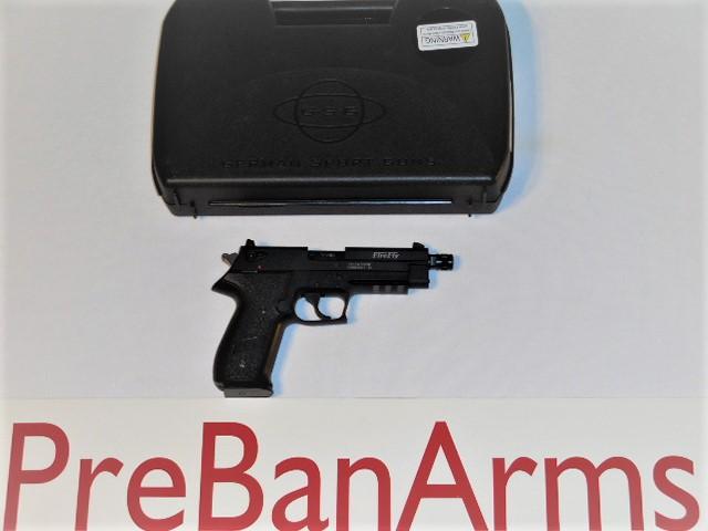 6368 GSG Firefly 22LR Black, German Sport Guns 22LR, NIB! Image