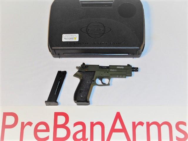 6369 GSG Firefly 22LR Green, German Sport Guns 22LR, NIB! Image