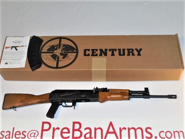 6639 Century Arms VSKA TACTICAL, AK-47 7.62x39 RI4091N AK47 NIB! Image