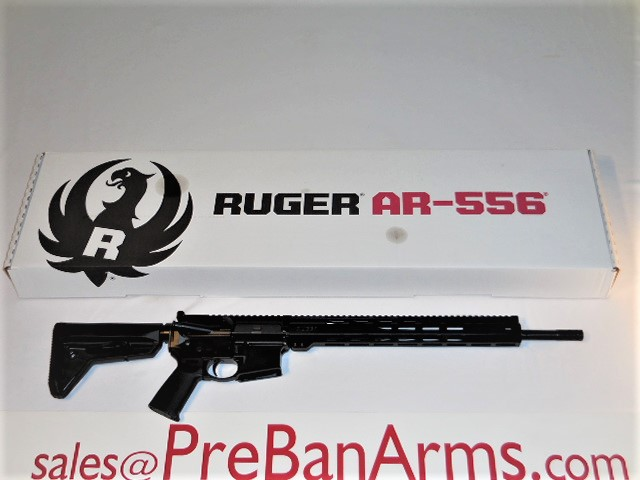 6661 Ruger AR-15 AR-556 Ruger 08514, NIB! Image