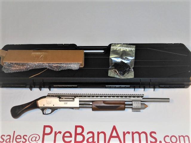 6666 Emperor Arms DUKE III, NON NFA Pump 12 Gauge, NIB! Image