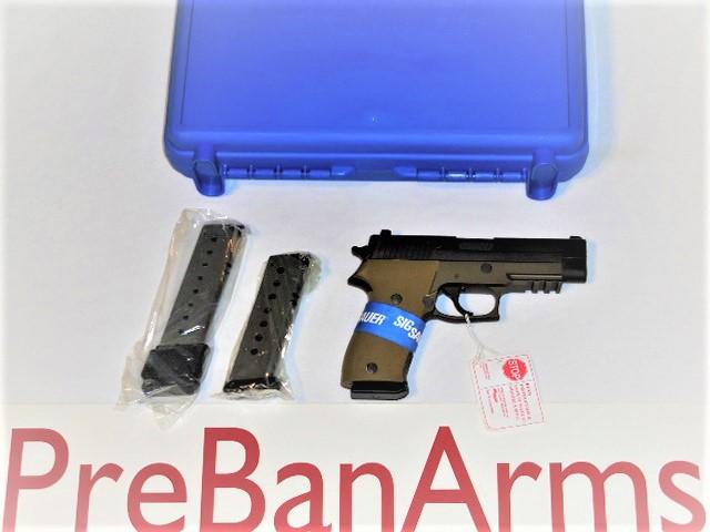 6650 SIG SAUER P220 COMBAT 45ACP, SIG 220-45-CP-DS, NIB! Image