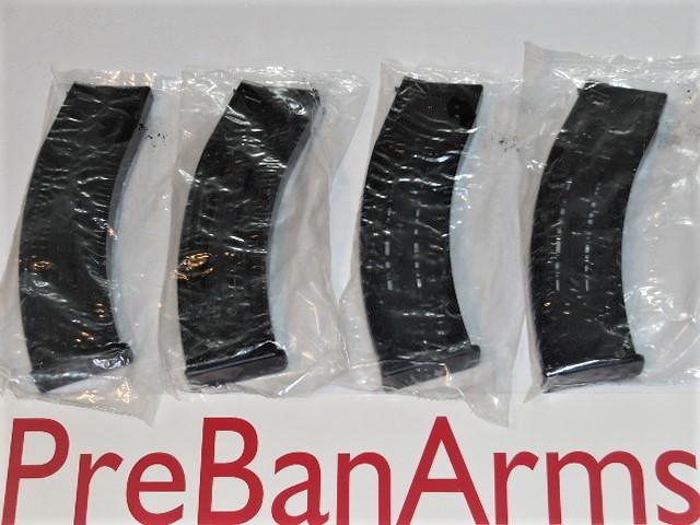 016 Emperor Arms 10 Round Magazines, 4 12 Gauge 10 Rd Mags NIB! Image