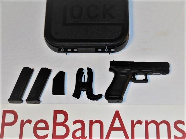 6720 Glock 17 GEN 5, Glock 17 9MM, Glock 17 Gen 5, NIB! Image