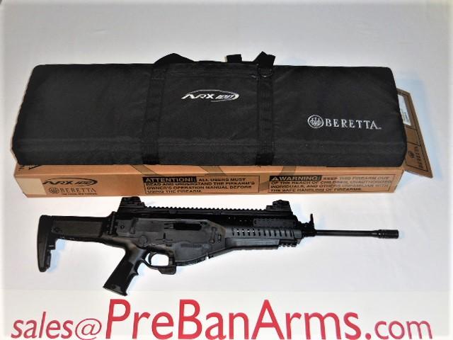 6814 Beretta ARX100, Beretta 5.56 NATO ARX100 Rifle, NIB! Image