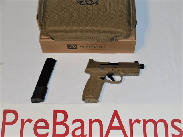 6820 FN 509 Tactical, FN 509T, 24 Round Mag, NIB! Image