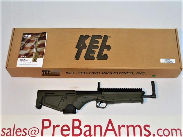 6840 Keltec RDB Survival Rifle, Keltec RDBSGRN, NIB! Image