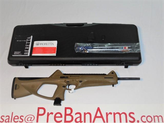 6962 Beretta CX4 STORM, Beretta 9MM Rifle, NIB! Image
