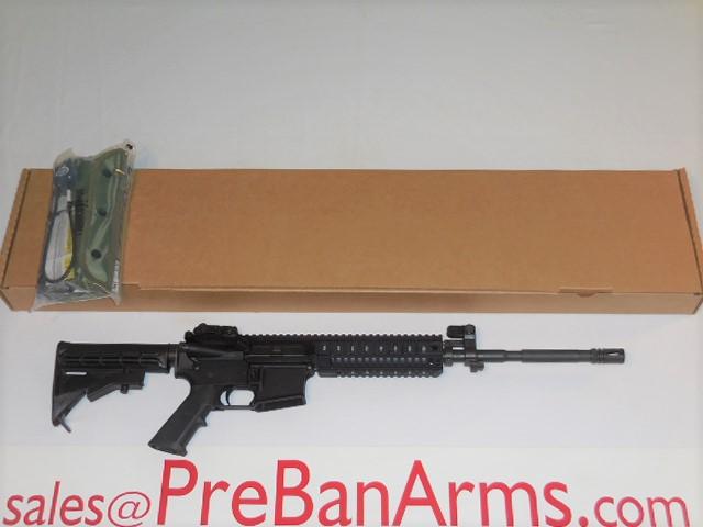 """6736 Colt AR15 CR6940 5.56 6940 16"""" Quad Rail, NIB! Image"""