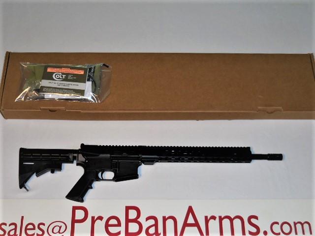 7047 COLT AR-15 LE6920R M4 Trooper, Colt AR15, NIB! Image